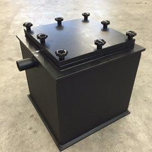 Kunststof slib-vetafscheider 0,5 liter/seconde
